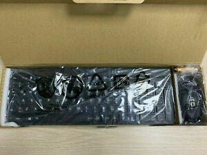 NEW IBM/lenovo sk-8861 Windows/Linux PC black wireless ultra-thin keyboard
