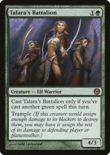 Talara's Battalion Duels of the Planeswalkers HEAVILY PLD Rare CARD ABUGames
