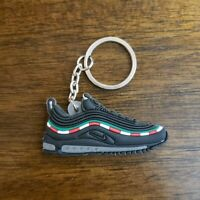 Air Max 1/97 Undefeated Black Shoe/Sneaker Keychain