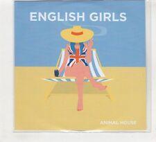 (HD602) English Girls, Animal House - 2015 DJ CD