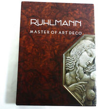 RUHLMANN: MASTER OF ART DECO By Florence Camard - Hardcover Almost New Book