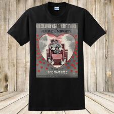 New On An Automobile Honeymoon Antique Sheet Music Art T-Shirt Cupid Love Hearts