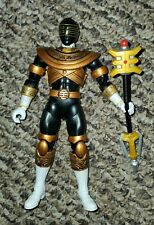 Bandai Power Rangers Legacy Collection Gold Ranger Zeo Jason Loose