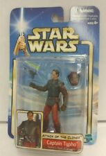 2002 Star Wars Captain Typho Action Figure - Attack of the Clones #09 NEW