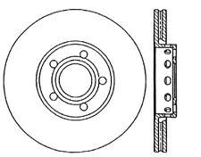 Centric Parts 125.33039 Front Premium Brake Rotor