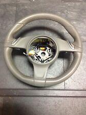 2014 Porshe Cayman OEM steering wheel