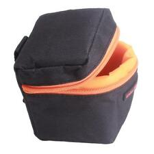 Portable Waterproof DSLR Camera Lens Protector Pouch Case Insert Bag Travel CO
