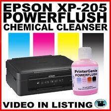 Epson Expression Home XP-205 Head Cleaner: Nozzle Cleanser  Printhead Unblocker