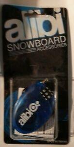 Alibi Snowboard 540 Mini Retractable Cable Lock 3 Digit Combination