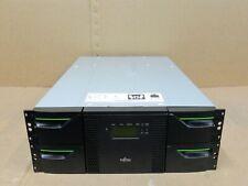 More details for fujitsu eternus lt60 s2 fts:lt60s2jnxu 48 slot tape library auto loader
