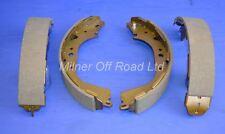 Brake Shoes Rear (4) for Nissan Navara Pickup 4x4 D22 2.5TD  1998->