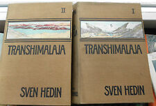 1900-1949 Deutsche Bildband/Illustrierte-Ausgabe Antiquarische Bücher für Reiseführer & Reiseberichte