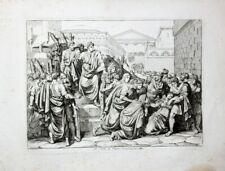 Verginia Rom Antike Mord Dolch Liktoren Fascis Forum Romanum Appius Claudius