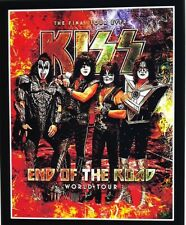 KISS ☆ End of the Road Tour ☆ Promo Magnet ☆