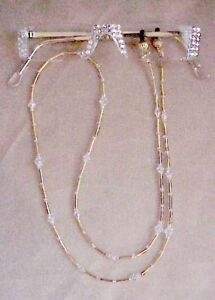 BLING READERS  READING GLASSES MADE WITH SWAROVSKI CRYSTALS ONLY NO CHAIN