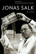 Jonas Salk: A Life by Jacobs, Charlotte DeCroes Book The Fast Free Shipping