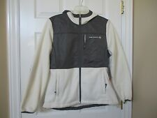 NWT Free Country Womens Microtech Fleece Hooded Jacket  size LARGE