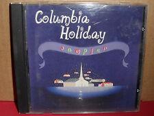 Columbia Holiday Sampler PROMO CD Mariah Carey DONNA SUMMER Gloria Estefan