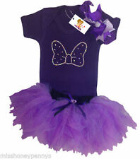 Autumn 100% Cotton Outfits & Sets (0-24 Months) for Girls