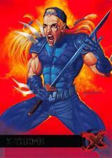 X-TREME / X-Men Fleer Ultra 1995 BASE Trading Card #54