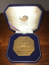 1988 Participation Medal from the Seoul Olympic Games