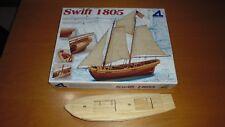 SWIFT 1805 ARTESANIA LATINA REF 20110 Kit Modellino in scala barca