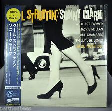Sonny CLARK Cool Struttin' 100% JAPAN Colorless 180G Pure Vinyl LP UCJU-90009