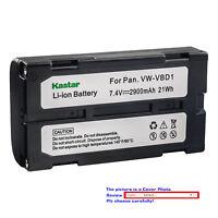 Kastar Replacement Battery Pack for Hitachi VMBP502 VMBPL13 VM-BPL13A VM-BPL13J