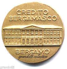 CREDITO BERGAMASCO CAMPIONATO  TENNIS MEDAGLIA 1990