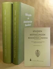 1985-7 Benediktiner-Lexikon Schriftenverzeichnis Bayerische Benediktinerakademie