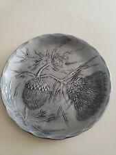 Wendell August Forge Handmade Metal Coasters - Set of Two