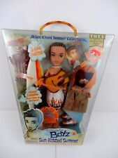 Boyz Boy Eitan Bratz Sun Kissed Summer Collection Doll 3 Outfits NEW Old Stock