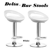 Delta Modern Adjustable Bar Stool - Set of 2