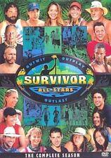 Survivor All Stars The Complete Sea 0097368799349 DVD Region 1