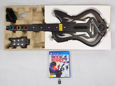 Like New Ps4 Playstation 4 Rock Band 4 + Warriors of Rock Controller or PC / MAC