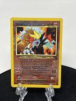 Entei #34 LP Played Black Star Promo Reverse Holofoil Rare Holo Pokemon Card