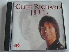 Cliff Richard - 1970's (CD Album) Used Very Good