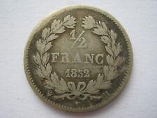 France 1832-H argent 1/2 franc NF