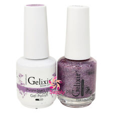 GELIXIR Soak Off Gel Polish Duo Set (Gel + Matching Lacquer) - 095
