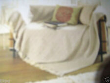 Country 100% Cotton Decorative Throws