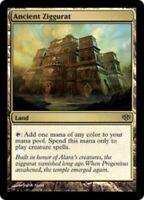 1x Ancient Ziggurat - Foil LP, English MTG Conflux