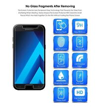 FOR SAMSUNG GALAXY A5 2017 (A520) TEMPERED GLASS FILM SCREEN PROTECTOR