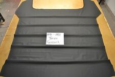 1970 70 1971 71 FORD TORINO / FAIRLANE FASTBACK BLACK HEADLINER USA MADE
