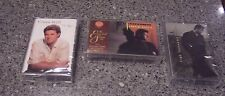 THREE VINCE GILL SEALED NM CASSETTES