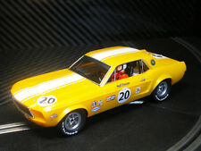 PIONEER SLOT CAR NEW UNBOXED '68 MUSTANG NOTCHBACK 'BOB KRAMER' - SCALEXTRIC DPR