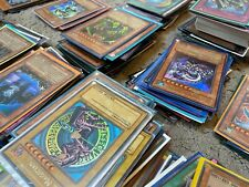 YuGiOh Bundle: 10 Card Lot - All Holo! Shiny | Joblot Collection - Clearance