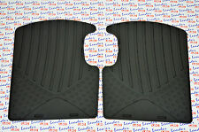 Vauxhall Corsa D and E Rear Rubber Mat/Carpet Set 13483188 Original New