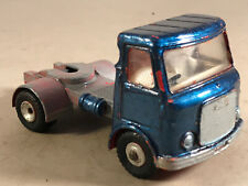 dinky toys aec articulated British Road services Lorry only blue repairs