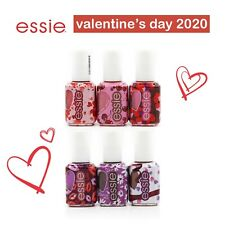 Essie Valentine's Day 2020 FULL Limited Edition Collection (1600-1605)