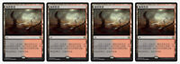 4 Chinese Bloodstained Mire Khans of Tarkir KTK Magic the Gathering MTG MINT